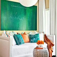 Фото из портфолио Зеленый цвет – фотографии дизайна интерьеров на INMYROOM