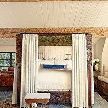 Фото из портфолио Уютный домик в Лос-Анджелесе – фотографии дизайна интерьеров на InMyRoom.ru