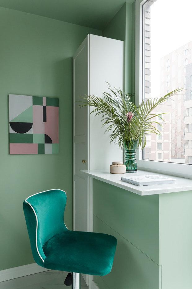 Фотография: Балкон в стиле Современный, Квартира, Гид – фото на INMYROOM