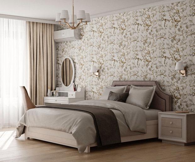 Фотография: Спальня в стиле Современный, Проект недели, ПРЕМИЯ INMYROOM – фото на INMYROOM