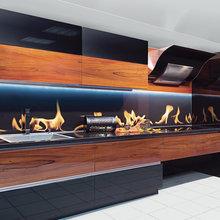 Фото из портфолио Кухонные гарнитуры. Съемка для каталога Kuchenberg – фотографии дизайна интерьеров на InMyRoom.ru