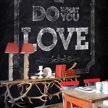 Фотография: Кухня и столовая в стиле Кантри, Классический, Современный, Карта покупок, Индустрия, Фотообои – фото на InMyRoom.ru