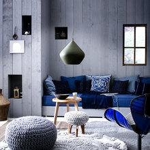 Фотография: Гостиная в стиле , Декор интерьера, Мебель и свет – фото на InMyRoom.ru