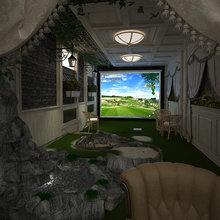 Фото из портфолио гольф клуб – фотографии дизайна интерьеров на INMYROOM