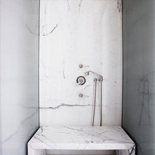 Фотография: Ванная в стиле Минимализм, Декор интерьера, Интерьер комнат – фото на InMyRoom.ru