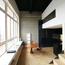 Фото из портфолио Лофт в Турине – фотографии дизайна интерьеров на INMYROOM
