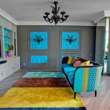 Фотография: Гостиная в стиле Кантри, Квартира, Дома и квартиры, Киев – фото на InMyRoom.ru