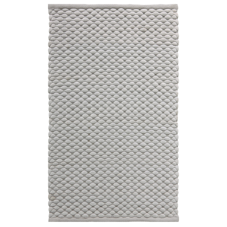 Коврик для ванной Maks серый 60x100 см