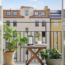 Фотография: Балкон, Терраса в стиле Кантри, Современный – фото на InMyRoom.ru