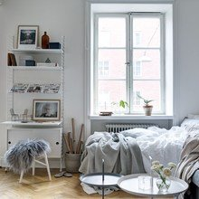 Фото из портфолио  Torsgatan 73, Стокгольм – фотографии дизайна интерьеров на InMyRoom.ru