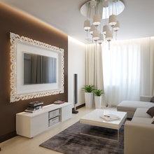 Фото из портфолио квартира на Можайском шоссе – фотографии дизайна интерьеров на InMyRoom.ru