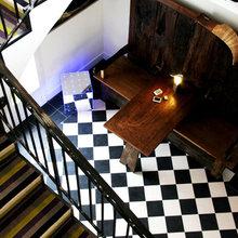 Фотография: Прихожая в стиле Современный, Эклектика, Франция, Дома и квартиры, Городские места, Отель – фото на InMyRoom.ru