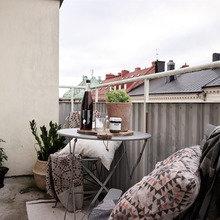 Фото из портфолио Brännkyrkagatan 92 – фотографии дизайна интерьеров на InMyRoom.ru