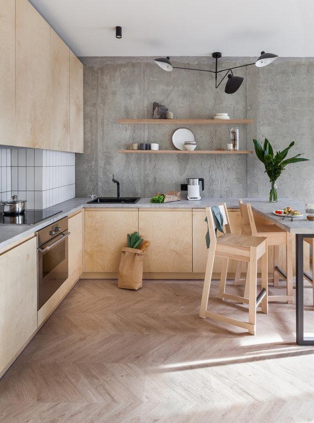 Фотография: Кухня и столовая в стиле Эко, Советы, Кухонный фартук, Гид, керамическая плитка на кухне, как оформить кухонный фартук, фартук на кухне, оригинальный фартук, красивый кухонный фартук – фото на INMYROOM