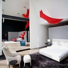 Фотография: Спальня в стиле Классический, Скандинавский, Современный, Эклектика, Индустрия, События, Лондон, B&B Italia – фото на InMyRoom.ru
