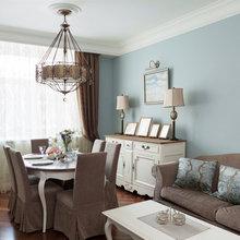 Фотография: Гостиная в стиле Кантри, Классический, Квартира, Дома и квартиры, IKEA, Проект недели – фото на InMyRoom.ru