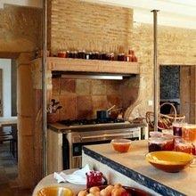 Фотография: Кухня и столовая в стиле Кантри, Эко, Декор интерьера, Дом, Дома и квартиры, Прованс – фото на InMyRoom.ru