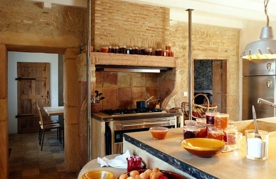 Фотография: Кухня и столовая в стиле Прованс и Кантри, Эко, Декор интерьера, Дом, Дома и квартиры, Прованс – фото на InMyRoom.ru