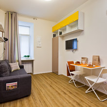 Фото из портфолио Квартира-студия на ул. Гороховая – фотографии дизайна интерьеров на InMyRoom.ru