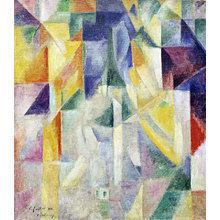 Картина (репродукция, постер): Windows - Роберт Делонай