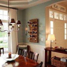 Фотография: Кухня и столовая в стиле Кантри, Декор интерьера, DIY, Квартира – фото на InMyRoom.ru