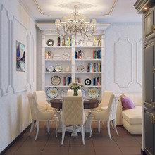 Фотография:  в стиле , Классический, Современный, Квартира, Планировки, Советы, Минимализм, Перепланировка – фото на InMyRoom.ru