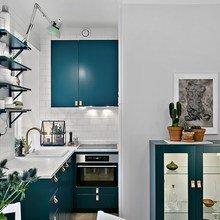 Фото из портфолио Folkskolegatan 12, Hornstull, Stockholm – фотографии дизайна интерьеров на InMyRoom.ru