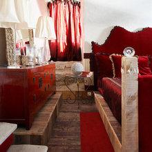 Фотография: Спальня в стиле Восточный, Ванная, Франция, Дома и квартиры, Городские места, Отель – фото на InMyRoom.ru