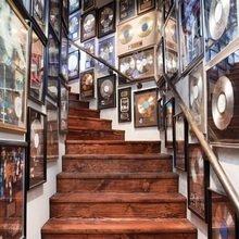 Фотография: Декор в стиле Классический, Современный, Дом, Дома и квартиры, Интерьеры звезд – фото на InMyRoom.ru