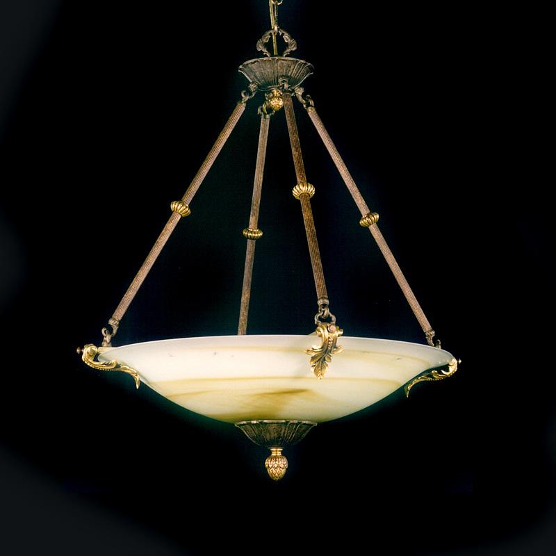 Купить Подвесной светильник Martinez y Orts с плафоном из муранского стекла, inmyroom, Испания