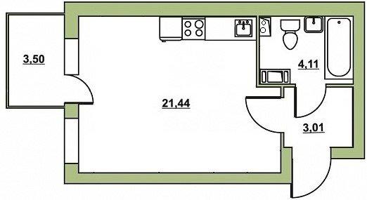 Помогите, пожалуйста, с выбором квартиры и планировки
