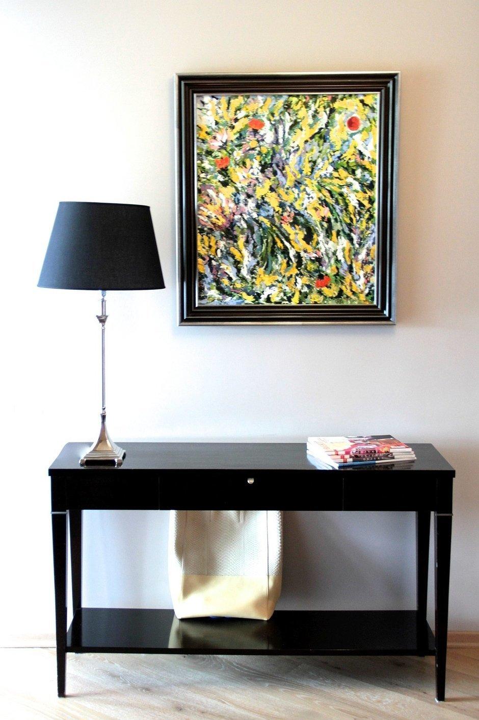 Фотография: Мебель и свет в стиле Современный, Восточный, Декор интерьера, Декор дома, Картины, Современное искусство – фото на InMyRoom.ru