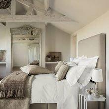 Фотография: Спальня в стиле Кантри, Текстиль – фото на InMyRoom.ru