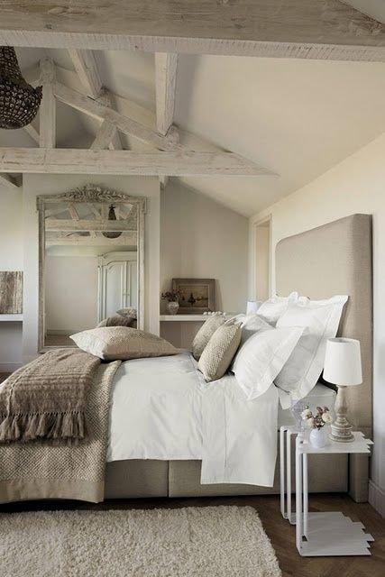 Фотография: Спальня в стиле Прованс и Кантри, Текстиль – фото на InMyRoom.ru