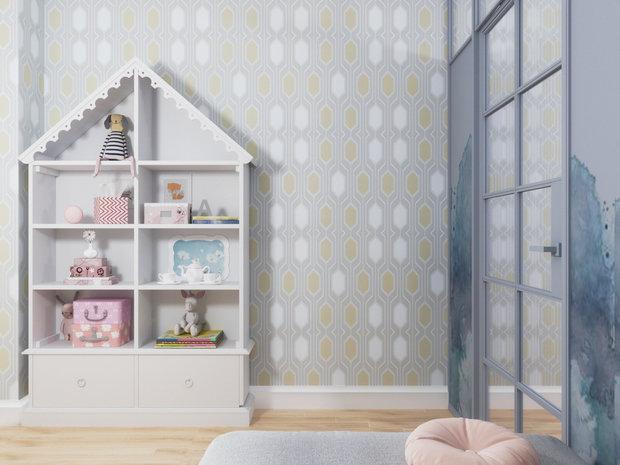 Фото из портфолио Детская_для_мальчика_и_девочки – фотографии дизайна интерьеров на INMYROOM