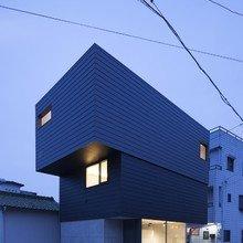 Фото из портфолио Художественная галерея в Японии – фотографии дизайна интерьеров на INMYROOM