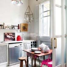 Фото из портфолио Идеи для маленькой  кухни, которые вдохновляют – фотографии дизайна интерьеров на InMyRoom.ru