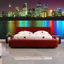 Фотография: Спальня в стиле Современный, Детская, Декор интерьера, Декор дома, Обои, Фотообои – фото на InMyRoom.ru