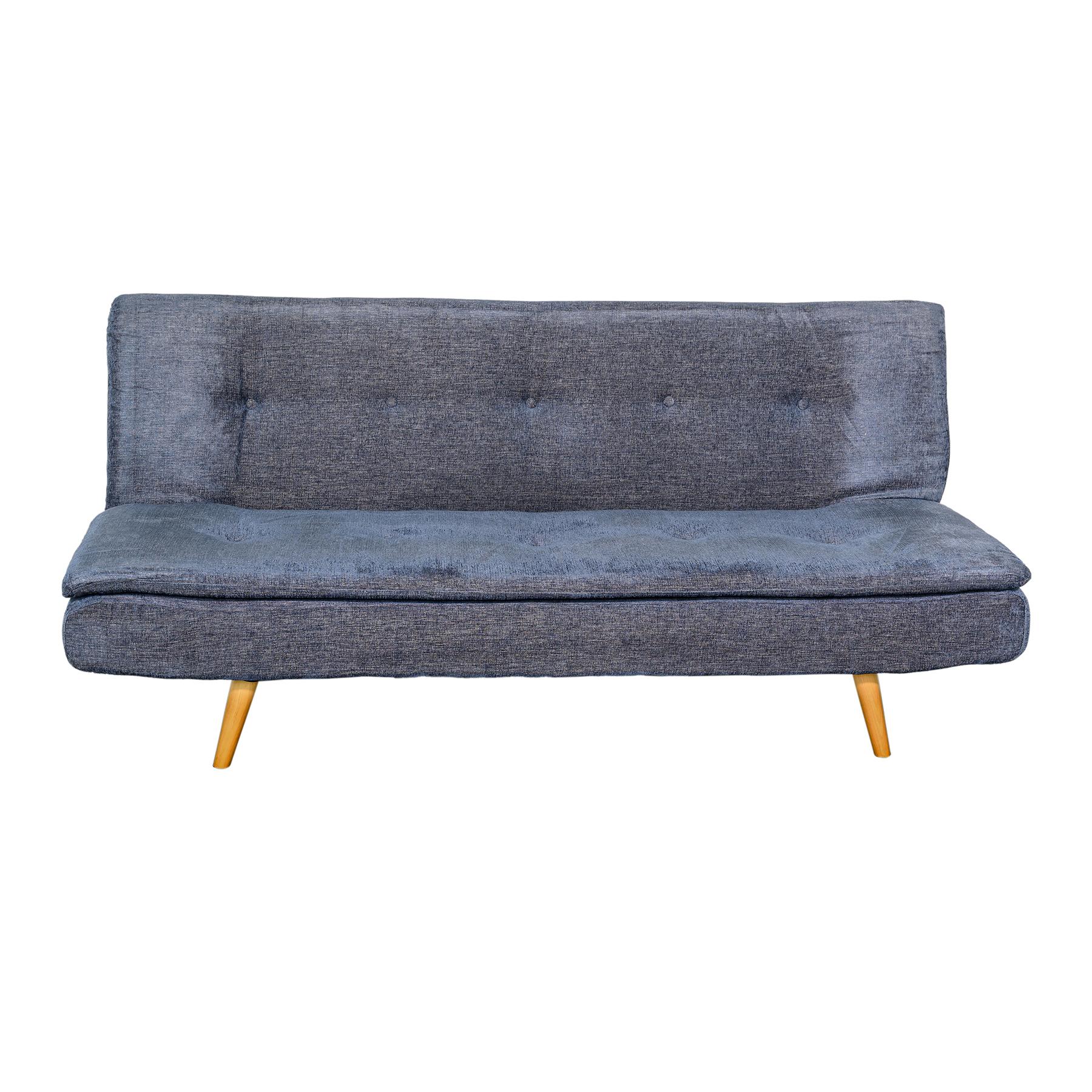 Купить Диван-кровать раскладной Arnold Bennett серо-синий, inmyroom, Китай