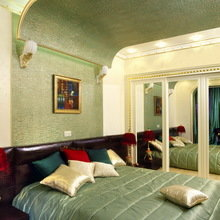 Фото из портфолио Квартира в стиле ар-деко 155 кв.м. – фотографии дизайна интерьеров на InMyRoom.ru