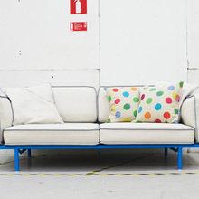 Фотография: Мебель и свет в стиле Кантри, Лофт, Скандинавский, Декор интерьера, DIY, IKEA – фото на InMyRoom.ru