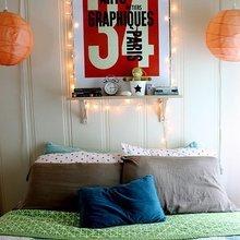 Фотография: Спальня в стиле Скандинавский, Малогабаритная квартира, Квартира, Дома и квартиры, IKEA – фото на InMyRoom.ru
