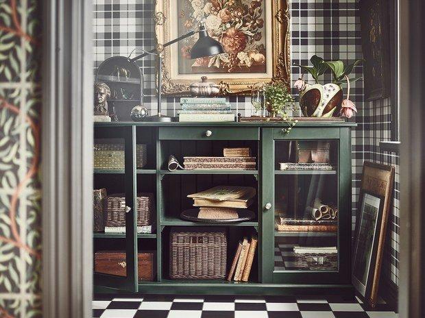 Фотография: Гостиная в стиле Прованс и Кантри, Гид, ИКЕА – фото на InMyRoom.ru