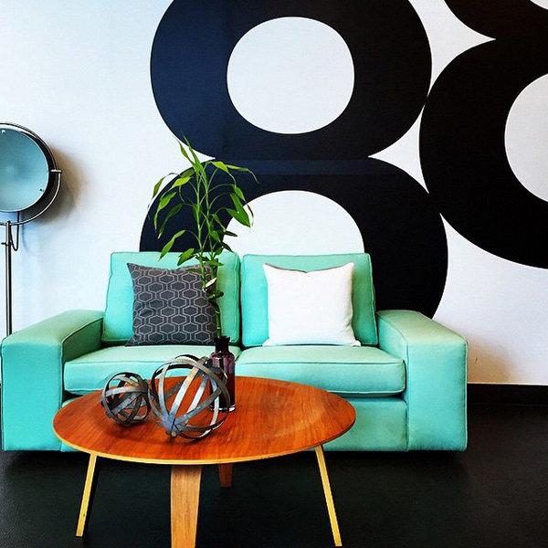 Фотография: Гостиная в стиле Лофт, Декор интерьера, Аксессуары – фото на InMyRoom.ru