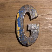 Декоративная буква (G)