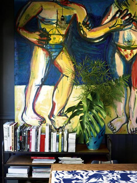 Фотография: Декор в стиле Лофт, Дома и квартиры, Интерьеры звезд – фото на InMyRoom.ru