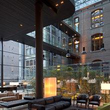 Фотография: Балкон, Терраса в стиле Современный, Квартира, Дома и квартиры, Международная Школа Дизайна – фото на InMyRoom.ru