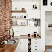Фотография: Кухня и столовая в стиле Скандинавский, Советы, Ксения Юсупова – фото на InMyRoom.ru
