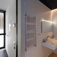 Фото из портфолио Апартаменты в  загородном жилом доме в клубном поселке 2071 – фотографии дизайна интерьеров на INMYROOM