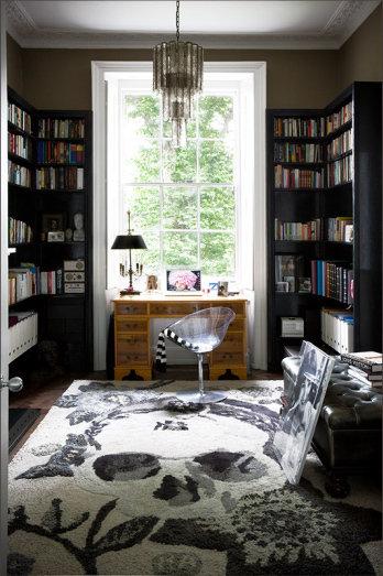 Фотография: Кабинет в стиле Эклектика, Декор интерьера, Декор дома – фото на INMYROOM